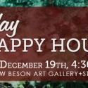 Celebrate the Holidays with Drew Beson Art!